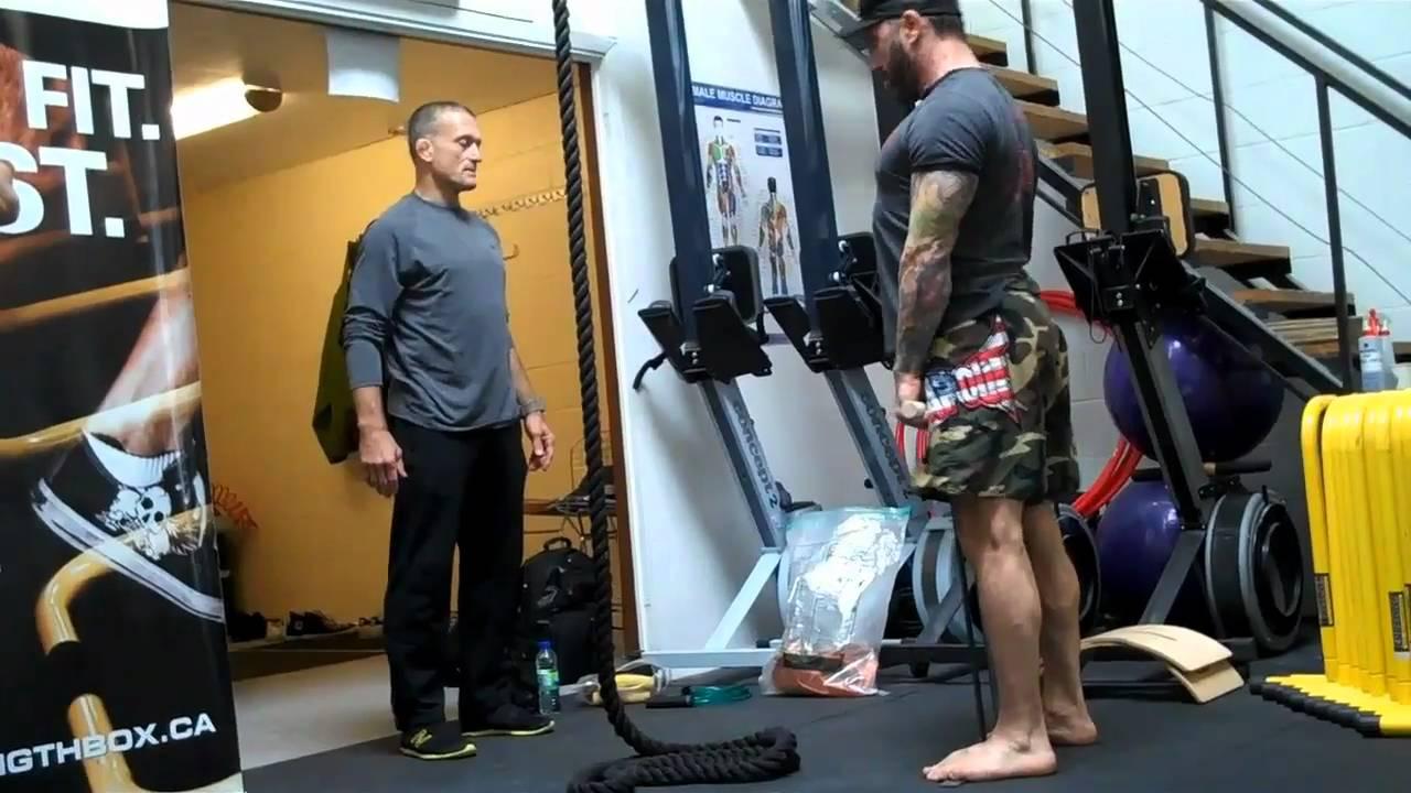 Steve maxwell more flat iron deadlift w joe rogan youtube