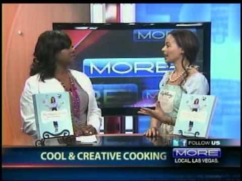 The Organized Cook on Fox News MORE Show | Toni Spilsbury