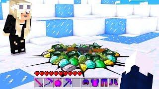 WIR FINDEN EINEN SCHATZ AUS SHADE BLÖCKEN!! - Minecraft Lucky Block