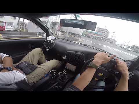 LANCER EVOLUTION Ⅹ POV TEST DRIVE ♯19 初代ランエボ試乗!