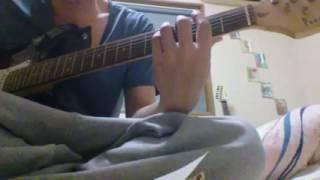 感覚ピエロの拝啓いつかの君へを弾いてみました!下手です(´д`|||)ギタ...