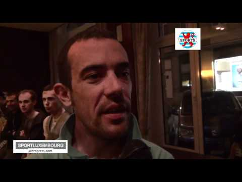 Sport Luxembourg - Anthony Charteau