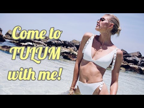 Come to Tulum with Me | Vacay with the BF