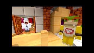 Minecraft Wii U - Nintendo Fun House - Bowser JR Sneaks Out! [6] - 2018
