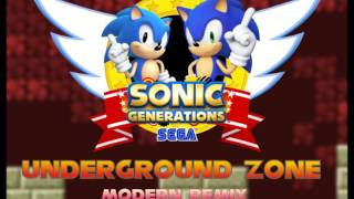 Underground Zone [Modern Remix] ~ by theblehedgehog