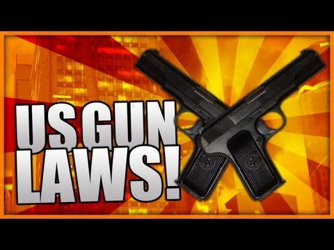 US Gun Law Part 1: History, Legal Precedent, & Reasons to Own Guns (BO2 Gameplay Commentary)
