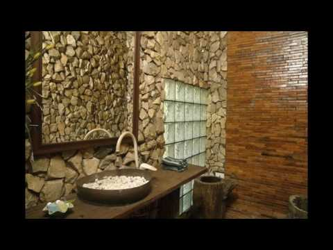 Natural stone bathroom designs pictures
