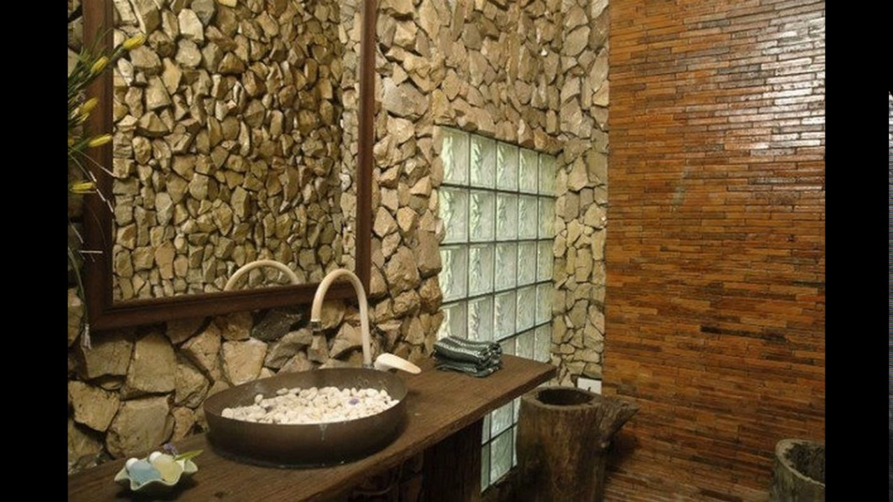 Stone Bathroom Designs Natural Stone Bathroom Designs Pictures