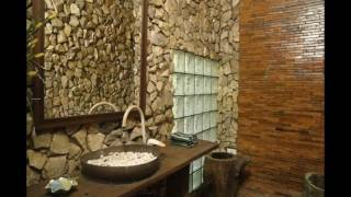 Natural stone bathroom designs pictures