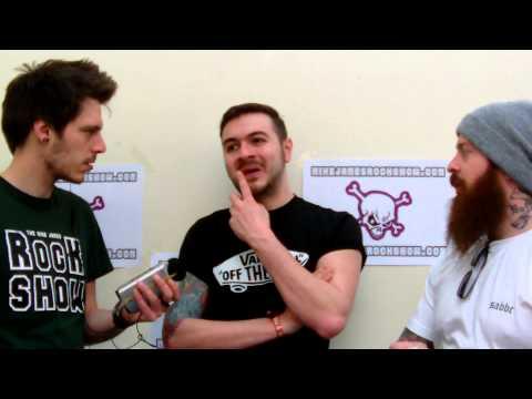Feed The Rhino Interview - Takedown Festival 2014