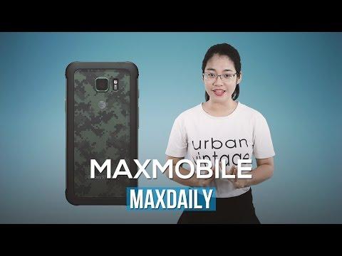 """Cận cảnh Galaxy S7 Active """"bằng da bằng thịt"""" vừa ra mắt của Samsung"""