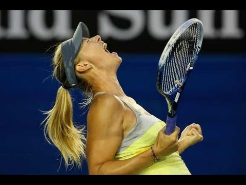 Maria Sharapova Find A Way To Get Back