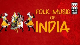Folk Music Of India | Audio Jukebox | Vocal | Folk | Raghuvir Kunchala | Hemant Chauhan