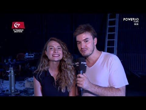 Irmak Arıcı & Mustafa Ceceli - Mühür Kamera Arkası (Kulis)
