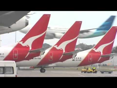 Qantas forces unions into arbitration
