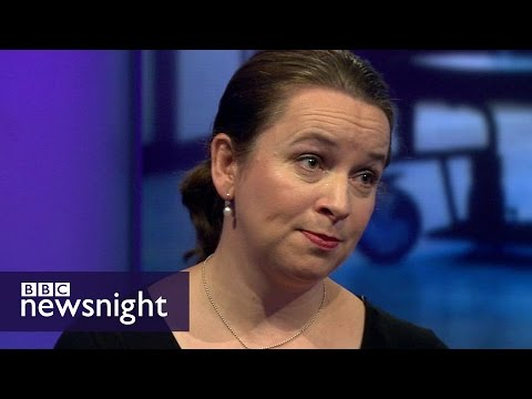 'We have to be honest about the lack of doctors' - BBC Newsnight