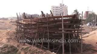 Ship Building The Ancient Indian Way In Gujarat