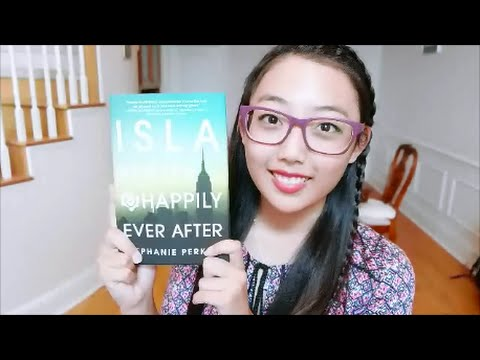 BOOK REVIEW: ISLA AND THE HAPPILY EVER AFTER BY STEPHANIE PERKINS