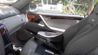 CL55 AMG Alcantara™ Ultrasuede Installation / Full interior Genuine Mercedes-Benz parts Headliner