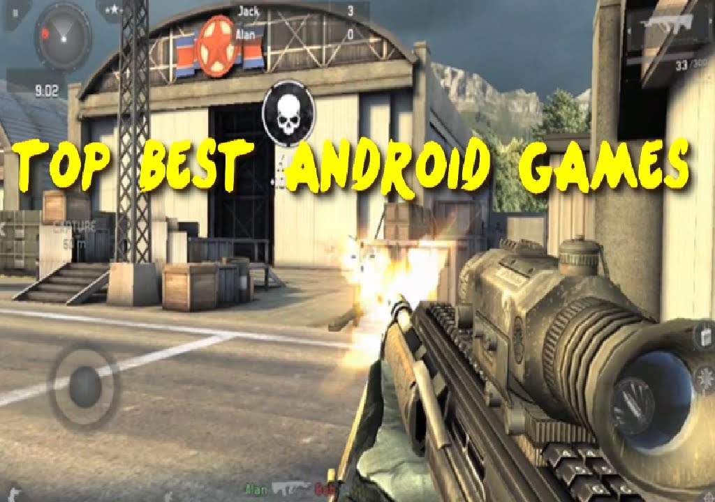 best android games 2013 free download