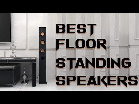10 Best Floor Standing Speakers 2019
