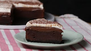 Mississippi Mud Pie From Our Tasty Dessert Cookbook • Tasty