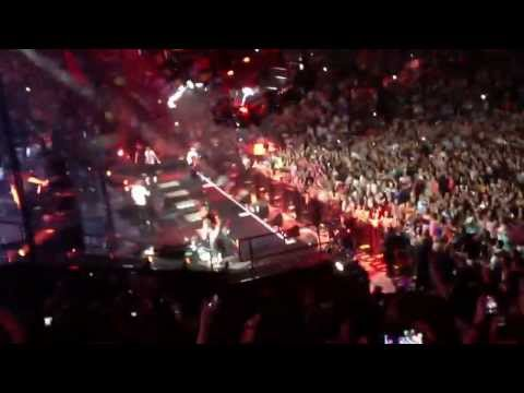 One Direction Houston | Teenage Dirtbag 7.21.13