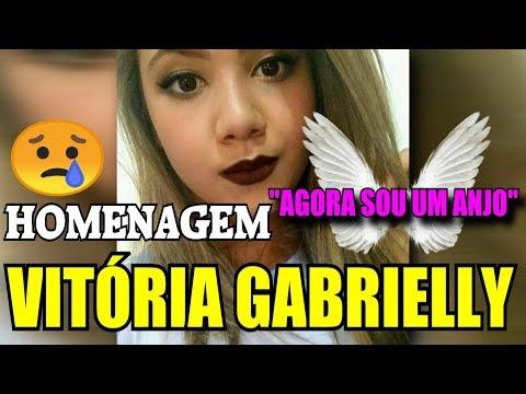 Homenagem Vitória Gabrielle
