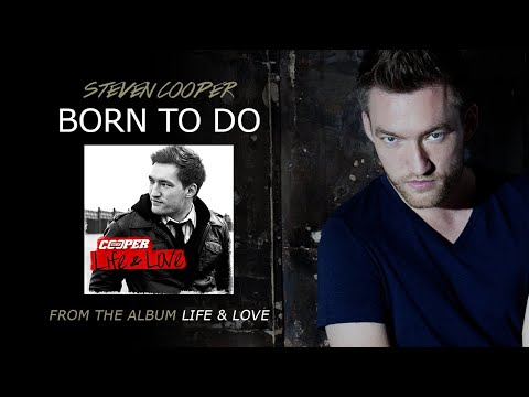 Steven Cooper / Born To Do