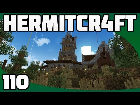 Hermitcraft 4 - Ep. 110: Announcements and Things