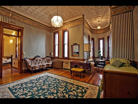 victorian interior design - YouTube