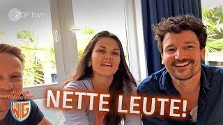 WG-Backstage mit Louisa (7/13) - Nette Leute! - Die Mädchen-WG | ZDFtivi