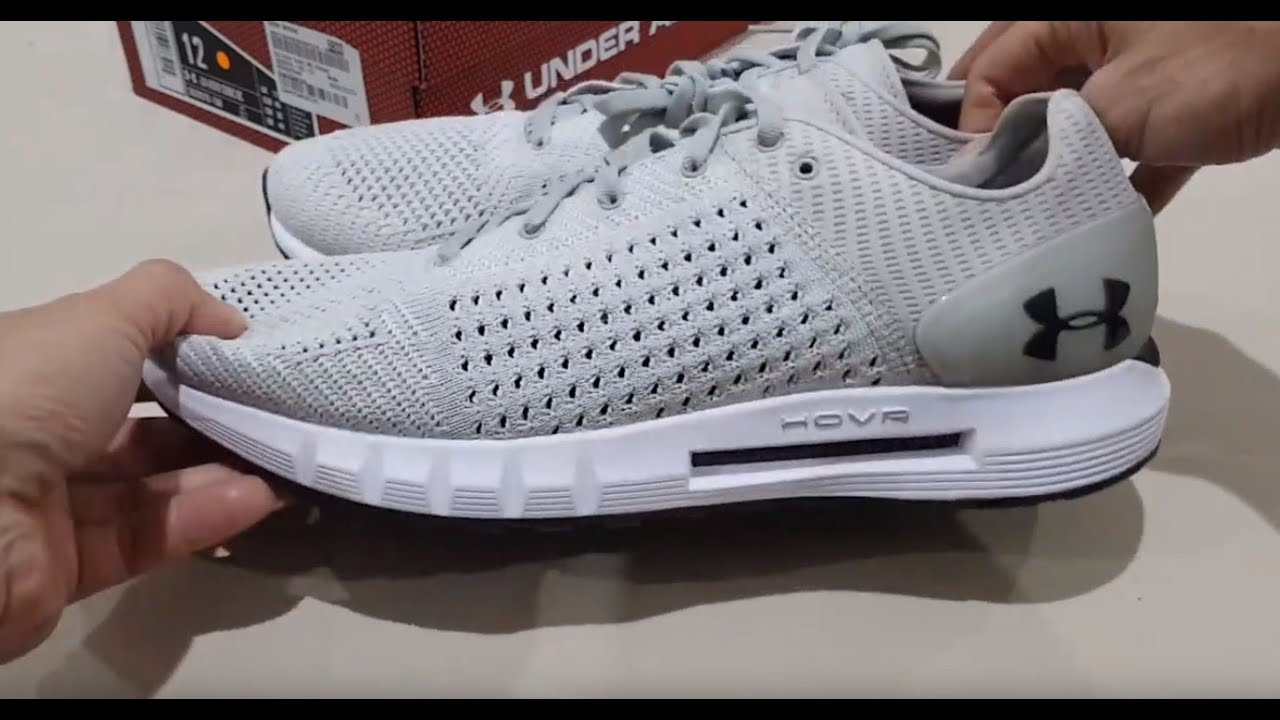 Unboxing UNDER ARMOUR UA HOVR SONIC NC