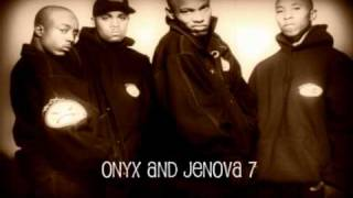 "Onyx - ""Slam Harder (Jenova 7 Remix)"""