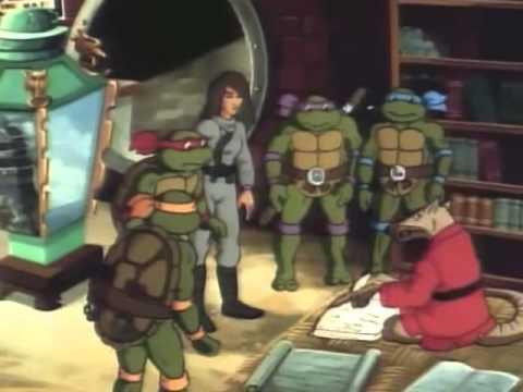 Adiós flor de Loto - Ninja Tortugas