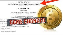 GAME CHANGER: CME Letters To Shareholders & Filed With The SEC Reveals BITCOIN MASS ACCUMULATION!