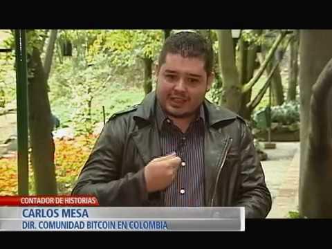 El Bitcoin - Bitcoin Colombia - El Contador De Historias NTN24