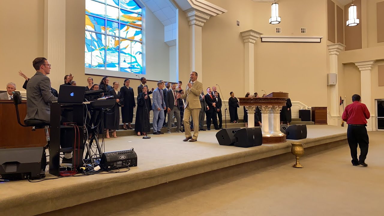 """Sunday Night """"Hindered, but not Defeated"""" Pastor Tony Spell"""