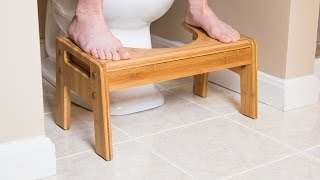 The SquattyPotty - Toilet Stool