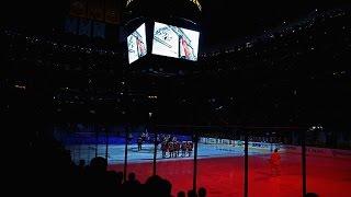 Bruins pay tribute to Paris