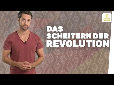 Warum scheiterte die Revolution von 1848? I musstewissen Geschichte