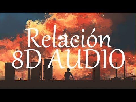 Sech – Relación (8D AUDIO) 360°