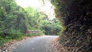 酷道・険道を走る 広島県道351号造賀田万里線