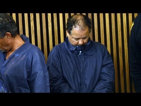 Ariel Castro, Cleveland kidnapping suspect, appears in court