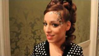 Jessy K - Ya Ka Danser (Making of / Interview) + apparition  de Matt Houston