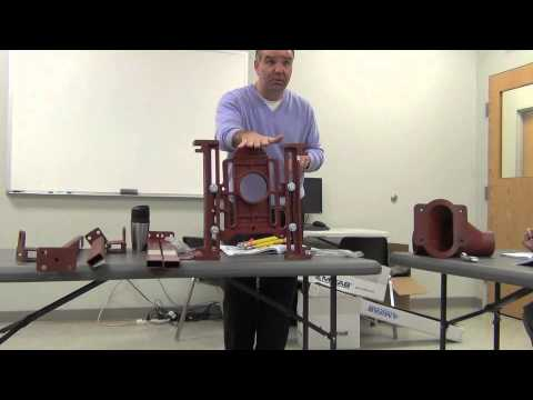 MIFAB University Product Training: MC-14 & MC-15 Fixture Carriers