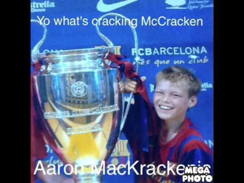 Aaron MacKrackenic - escape