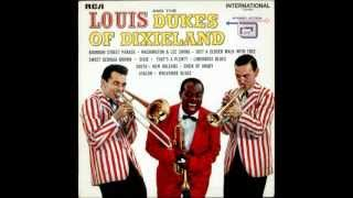 Louis Armstrong & Dukes Of Dixieland- Sheik Of Araby