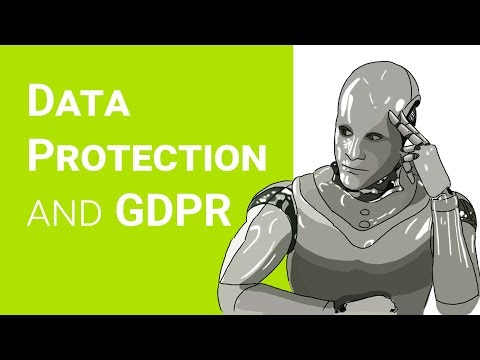Data Protection Today including GDPR - Captions in 9 languages