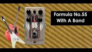 Formula No.55: Backing Band and Hi Gain Modes Part 3/3
